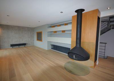 Agencement complet du sol ,mur,plafond