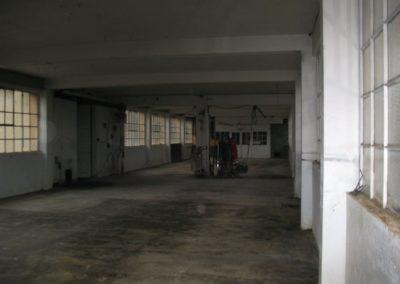 Ancienne usine de décolletage avant
