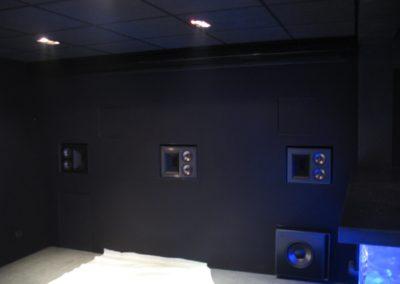 Aprés salle de home cinéma