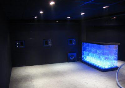 Bar salle de home cinéma