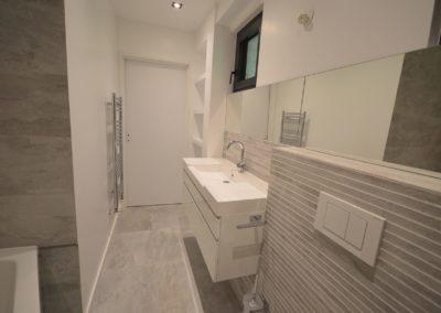 Création d'un salle de bain