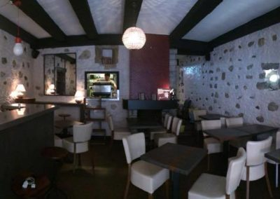 Relooking restaurant Annecy