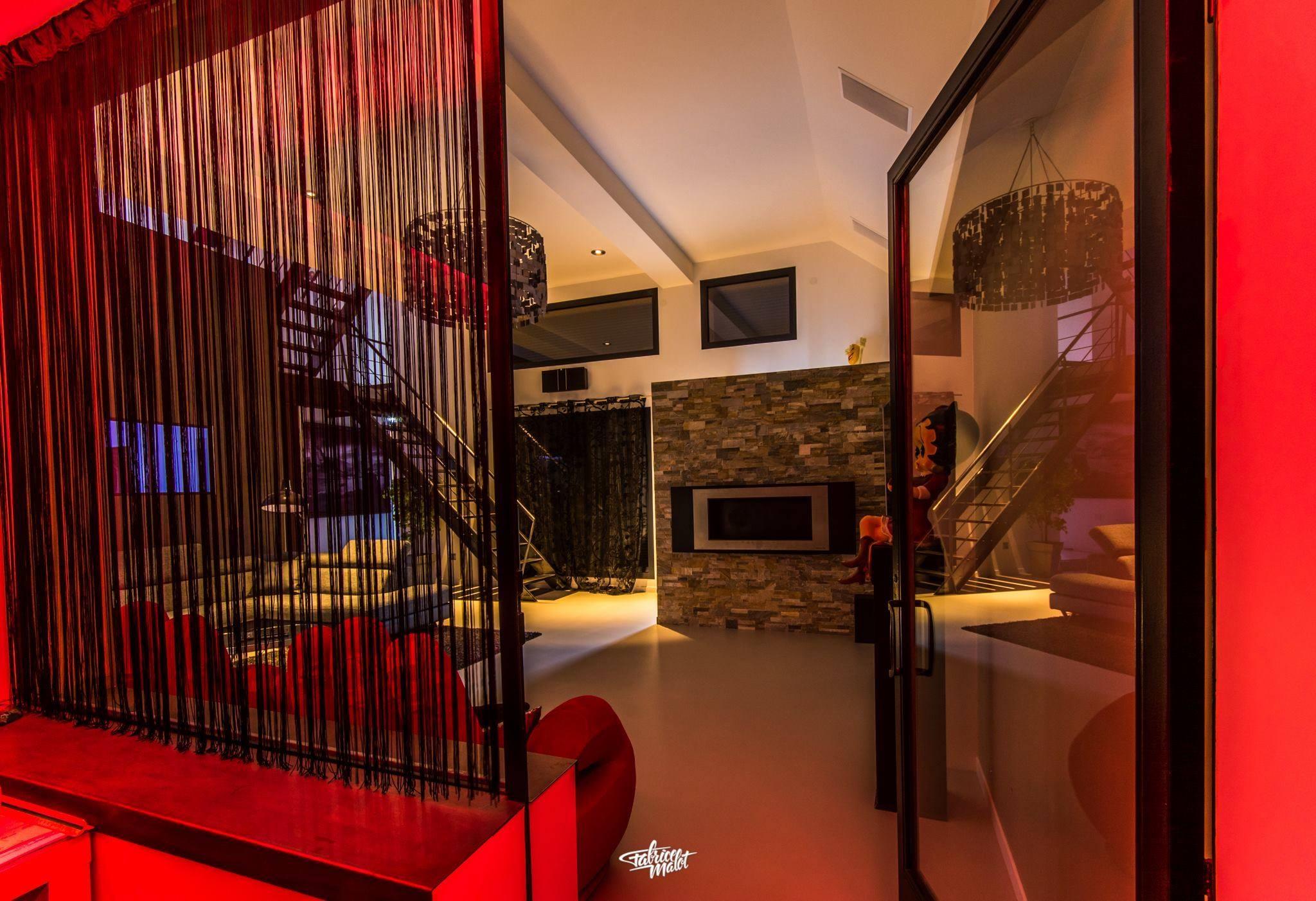 Salle De Bains En Beton Cire A Annecy Creation De Salle De Bains